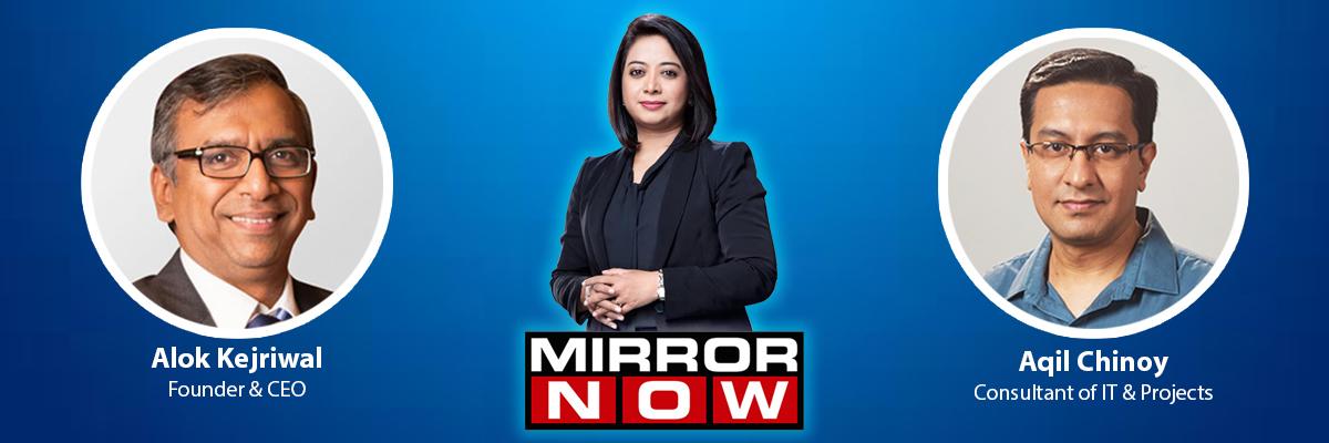 MirrorNow - Faye, Aqil, Alok & Mansi