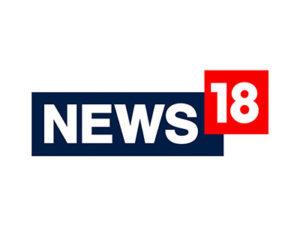 Logo of News18 India