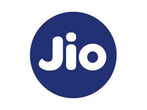 Logo of JIO