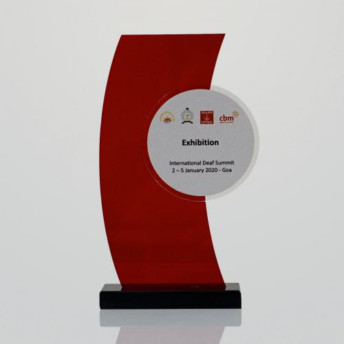 International Deaf Summit 2020 - Exhibition Award